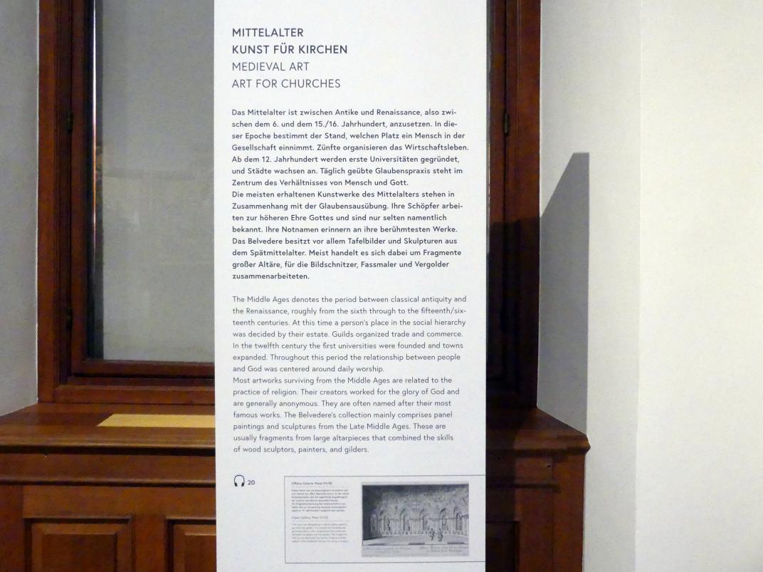 Wien, Museum Oberes Belvedere, Saal 6