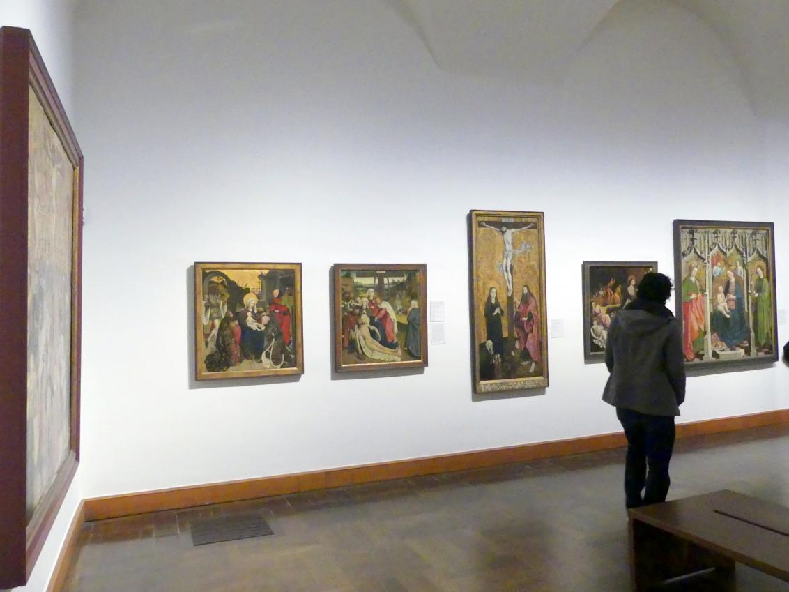Wien, Museum Oberes Belvedere, Saal 7, Bild 1/2