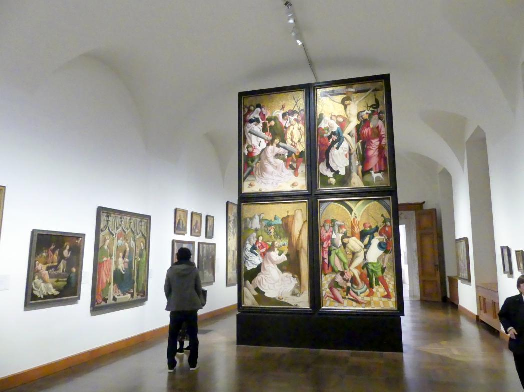 Wien, Museum Oberes Belvedere, Saal 7, Bild 2/2