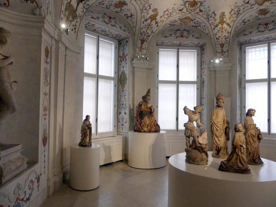 Wien, Museum Oberes Belvedere, Saal 8, Bild 1/2