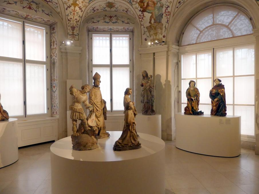 Wien, Museum Oberes Belvedere, Saal 8, Bild 2/2
