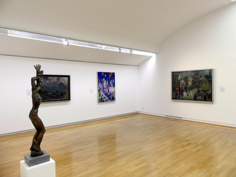 Regensburg, Ostdeutsche Galerie, Saal 11