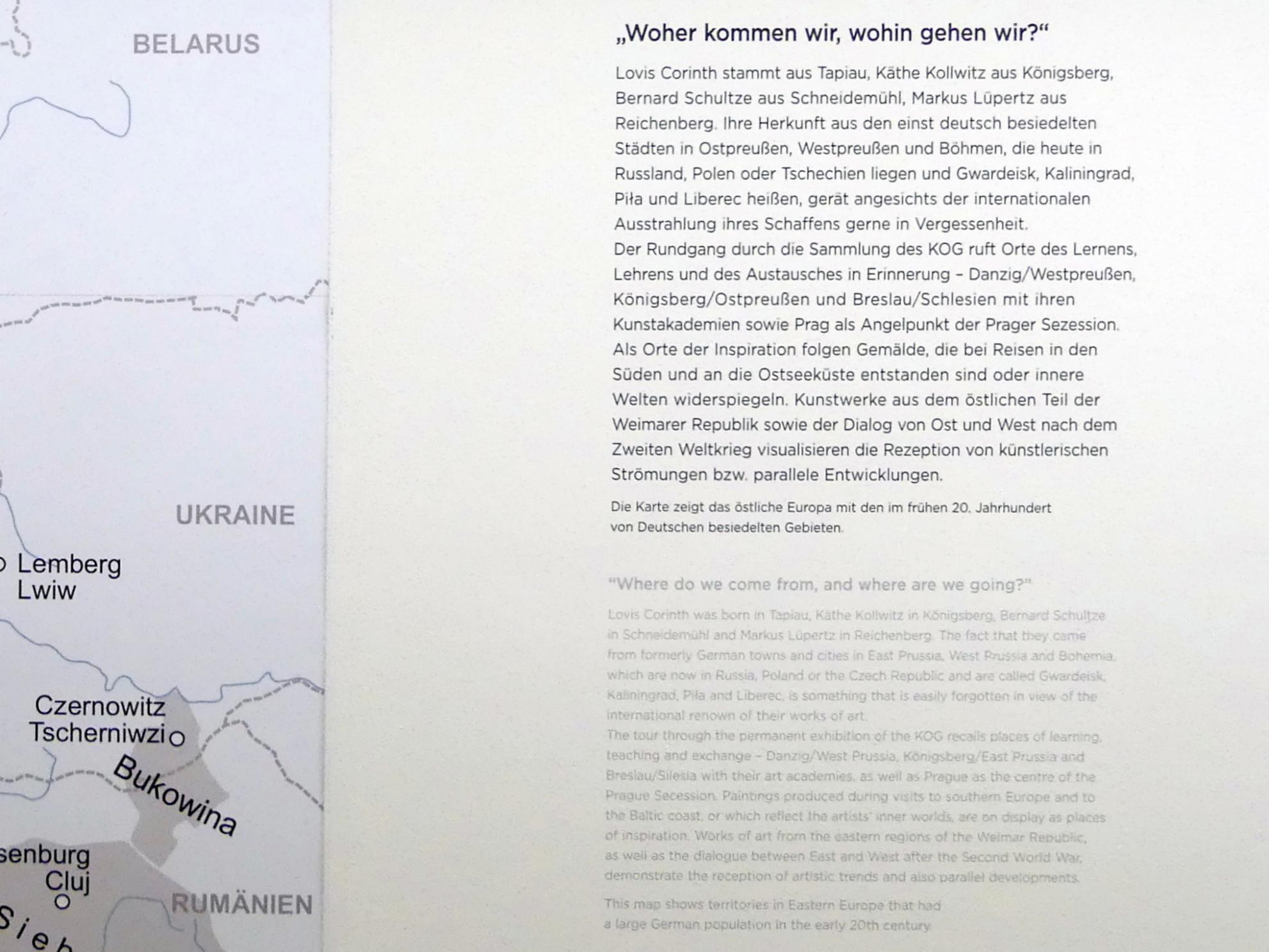 Regensburg, Ostdeutsche Galerie, Saal 2, Bild 2/4