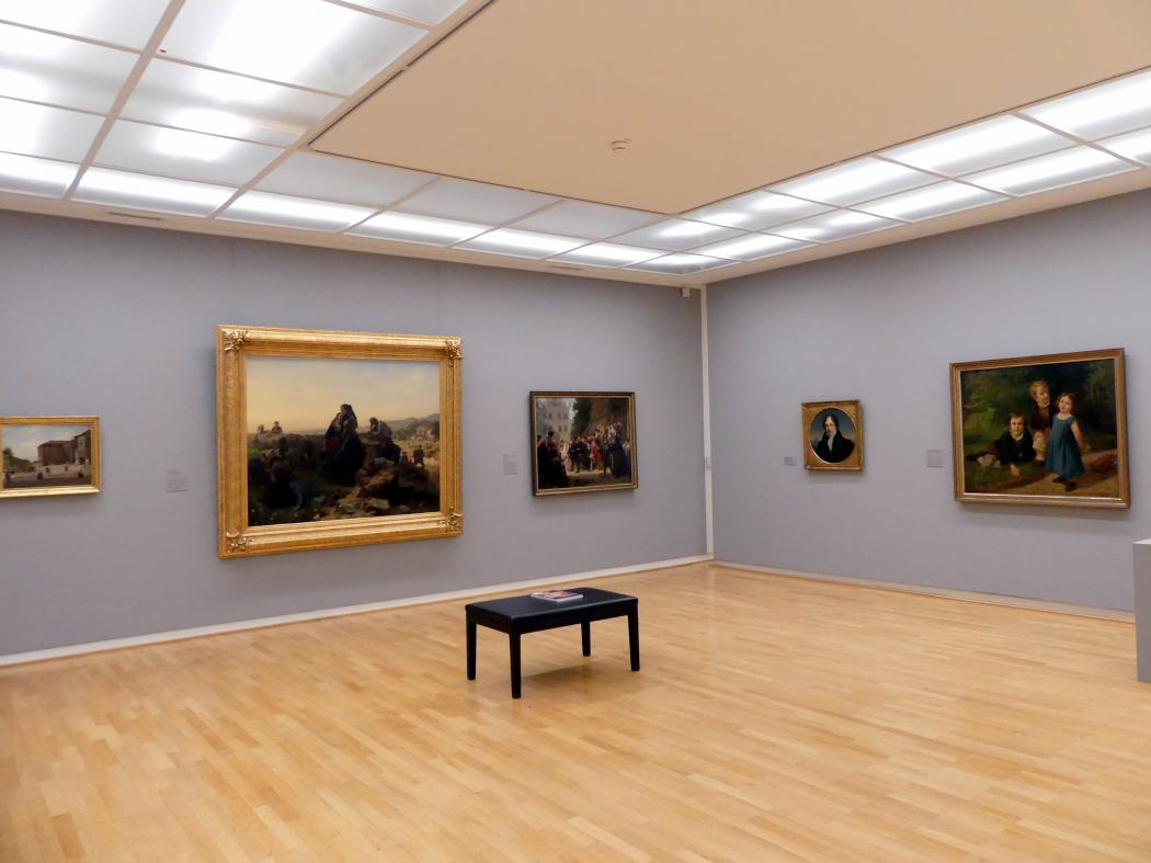 Regensburg, Ostdeutsche Galerie, Saal 3, Bild 1/2