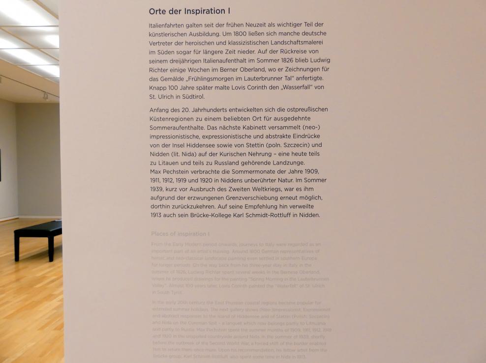 Regensburg, Ostdeutsche Galerie, Saal 5, Bild 2/2