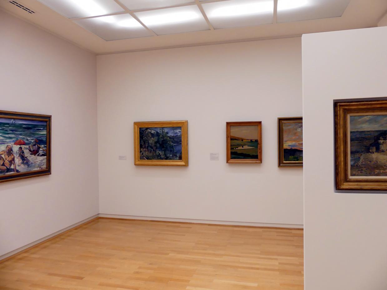 Regensburg, Ostdeutsche Galerie, Saal 7
