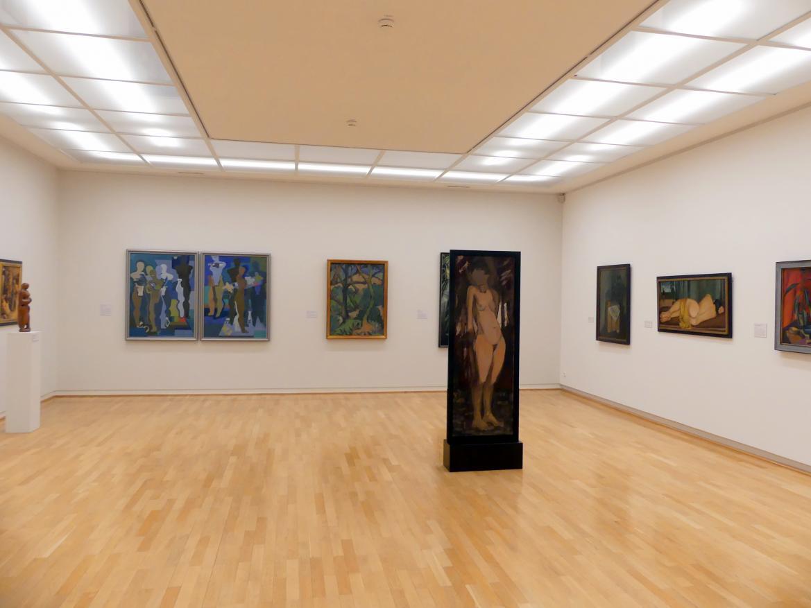 Regensburg, Ostdeutsche Galerie, Saal 8