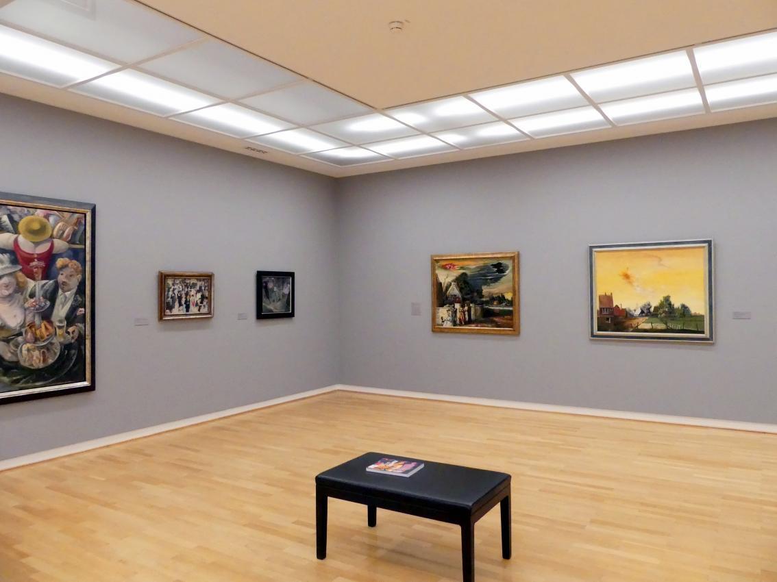 Regensburg, Ostdeutsche Galerie, Saal 9, Bild 1/2