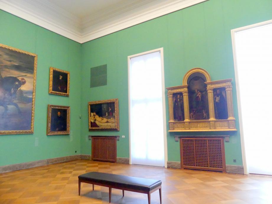 München, Sammlung Schack, Obergeschoss Saal 11, Bild 2/5
