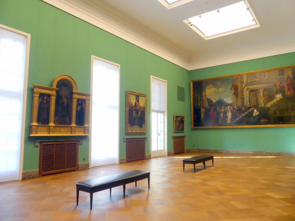 München, Sammlung Schack, Obergeschoss Saal 11, Bild 5/5