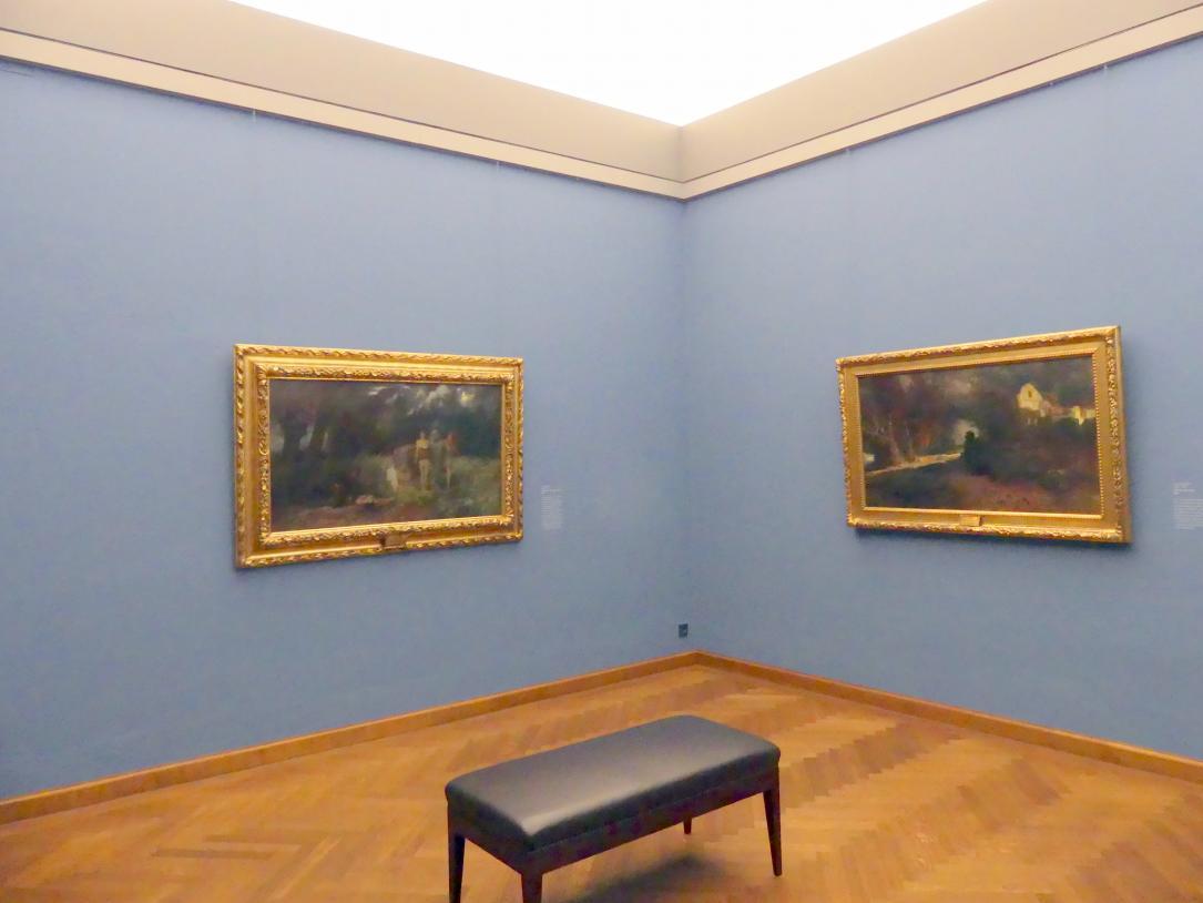 München, Sammlung Schack, Obergeschoss Saal 14