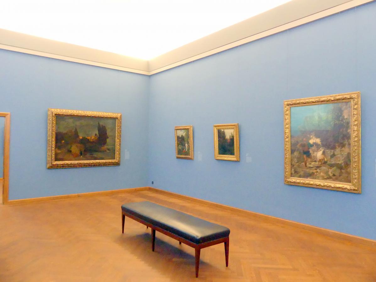München, Sammlung Schack, Obergeschoss Saal 17