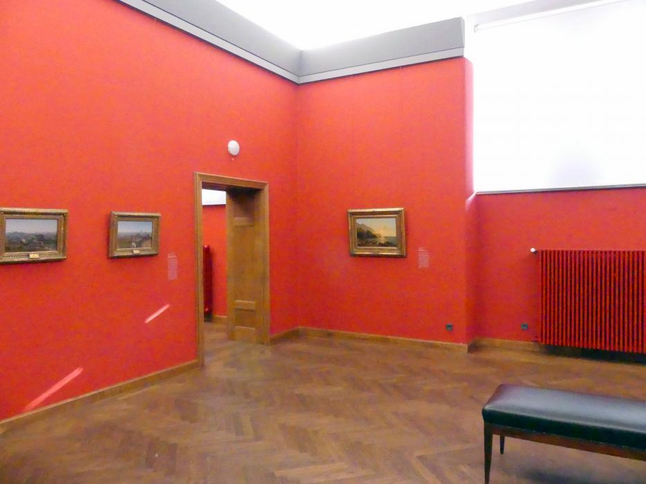 München, Sammlung Schack, Erdgeschoss Saal 2, Bild 1/2