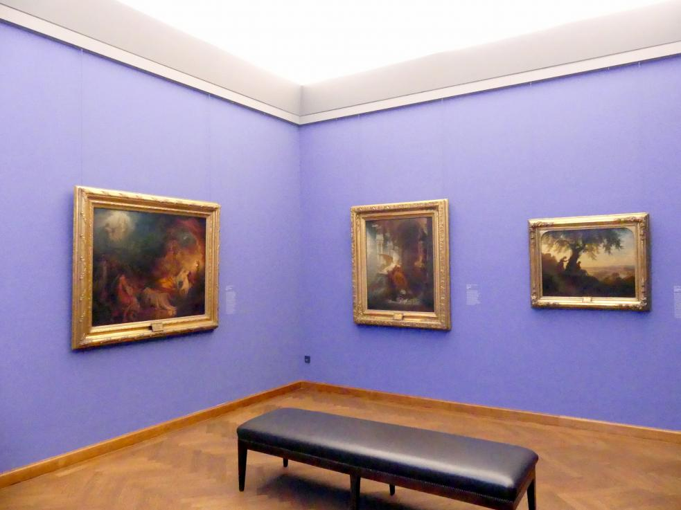 München, Sammlung Schack, Erdgeschoss Saal 9
