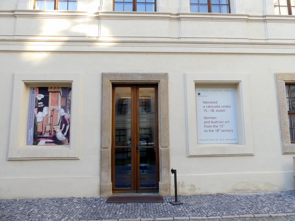 Prag, Nationalgalerie im Palais Sternberg, Erdgeschoss, Bild 2/5
