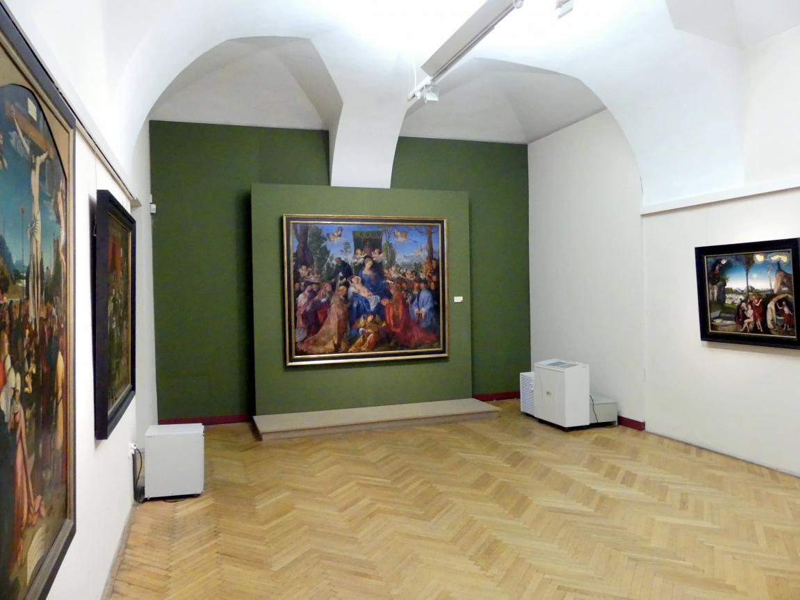 Prag, Nationalgalerie im Palais Sternberg, Erdgeschoss, Bild 4/5