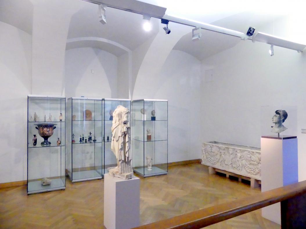 Prag, Nationalgalerie im Palais Sternberg, 1. Obergeschoss, Saal 1