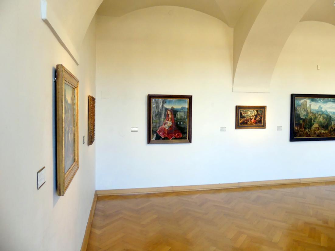 Prag, Nationalgalerie im Palais Sternberg, 1. Obergeschoss, Saal 10, Bild 1/4