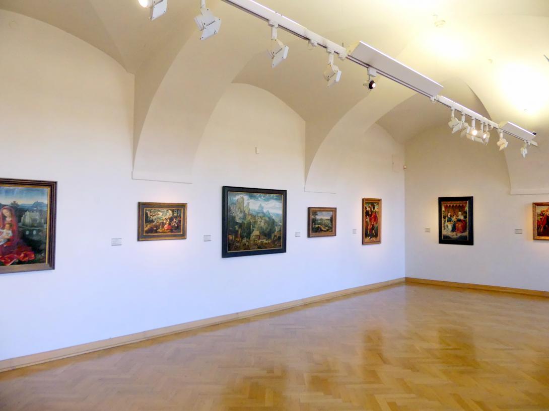Prag, Nationalgalerie im Palais Sternberg, 1. Obergeschoss, Saal 10, Bild 2/4