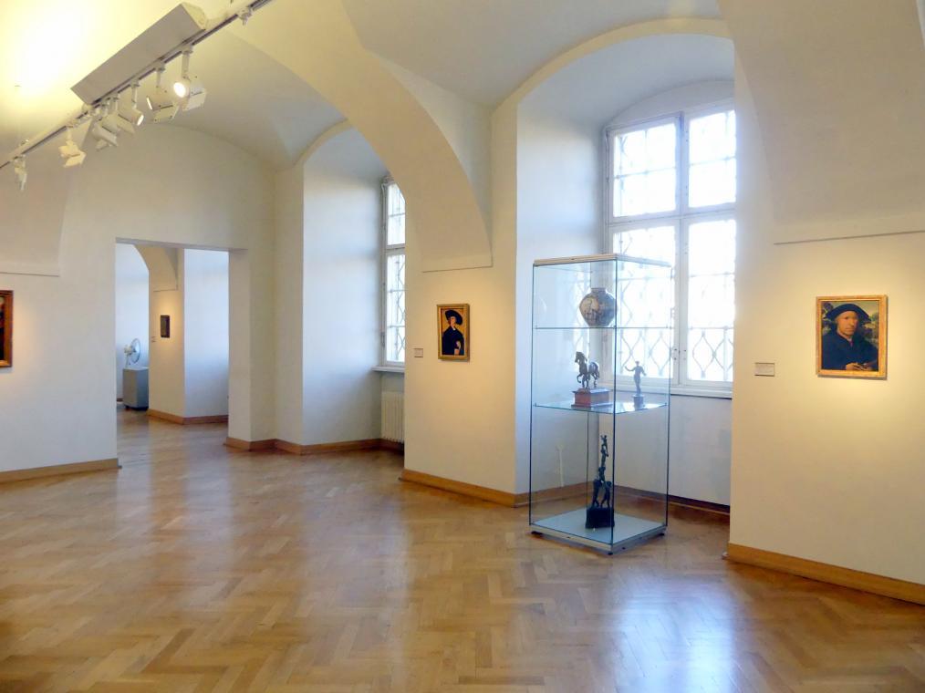 Prag, Nationalgalerie im Palais Sternberg, 1. Obergeschoss, Saal 10, Bild 4/4