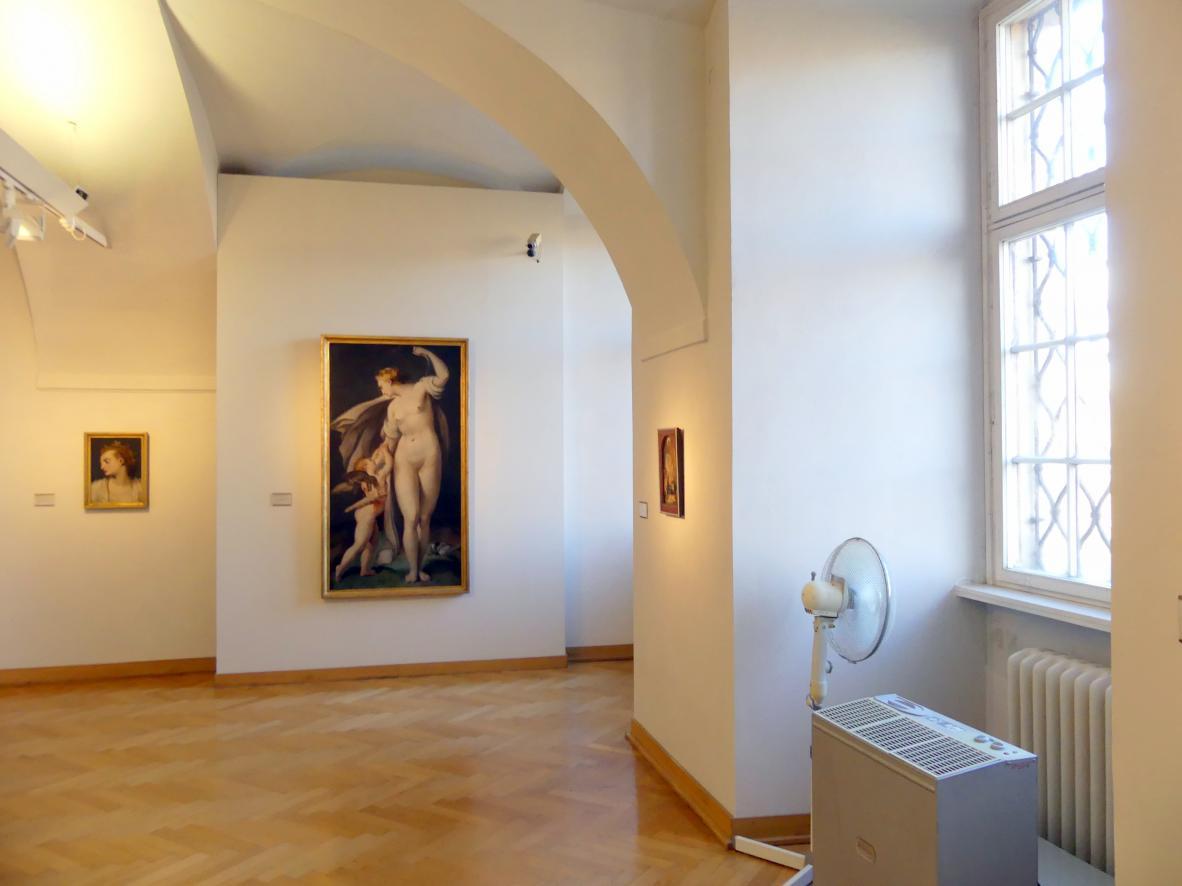 Prag, Nationalgalerie im Palais Sternberg, 1. Obergeschoss, Saal 11, Bild 3/3