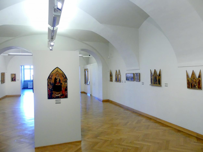 Prag, Nationalgalerie im Palais Sternberg, 1. Obergeschoss, Saal 2, Bild 1/2