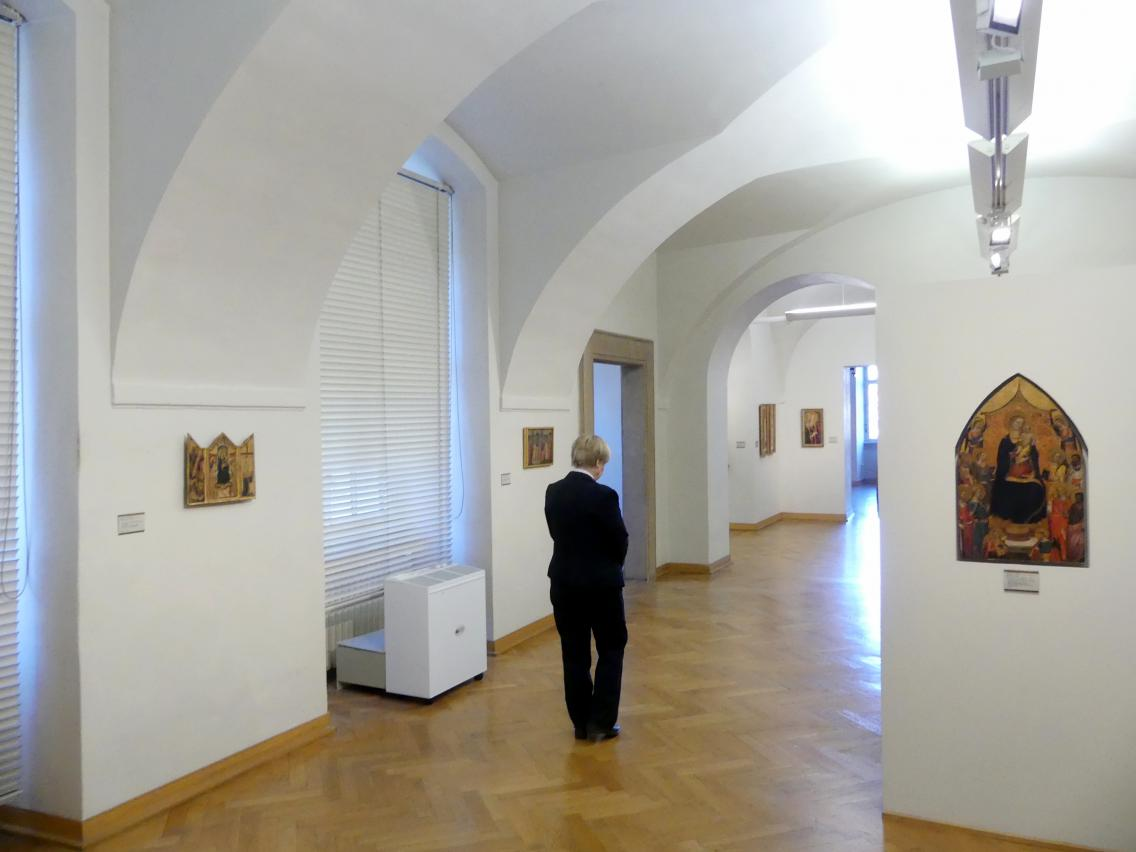 Prag, Nationalgalerie im Palais Sternberg, 1. Obergeschoss, Saal 2, Bild 2/2