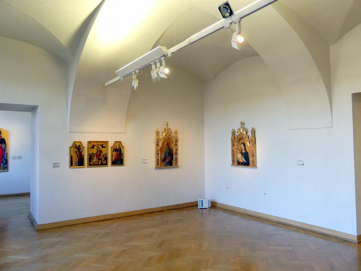 Prag, Nationalgalerie im Palais Sternberg, 1. Obergeschoss, Saal 3, Bild 2/2