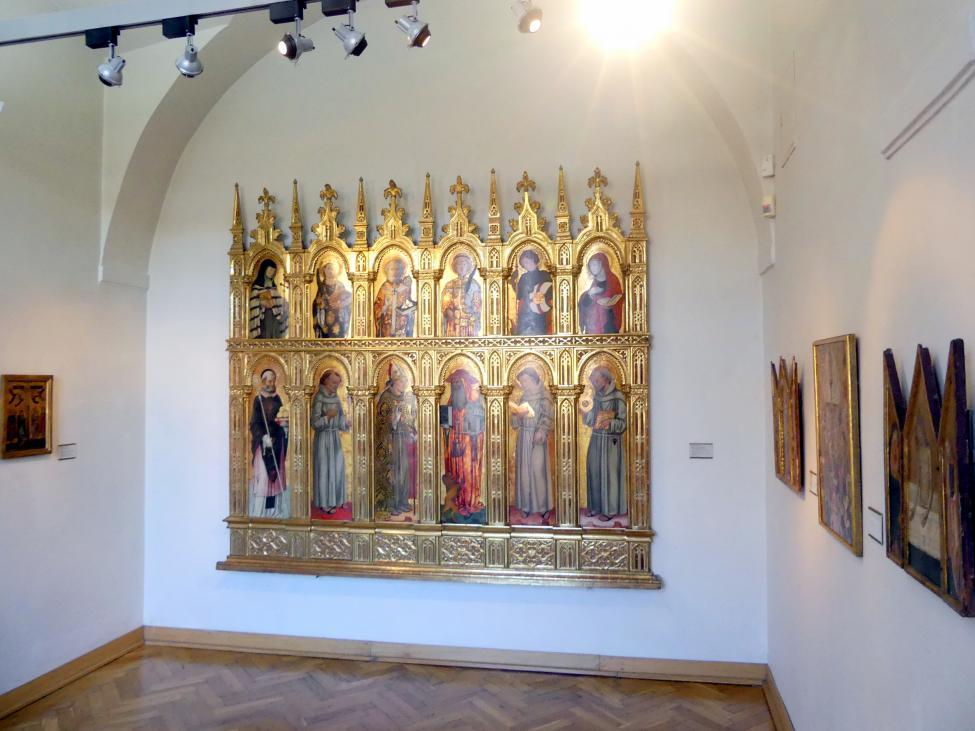 Prag, Nationalgalerie im Palais Sternberg, 1. Obergeschoss, Saal 4, Bild 3/3