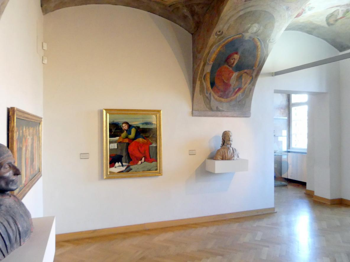 Prag, Nationalgalerie im Palais Sternberg, 1. Obergeschoss, Saal 5, Bild 1/4