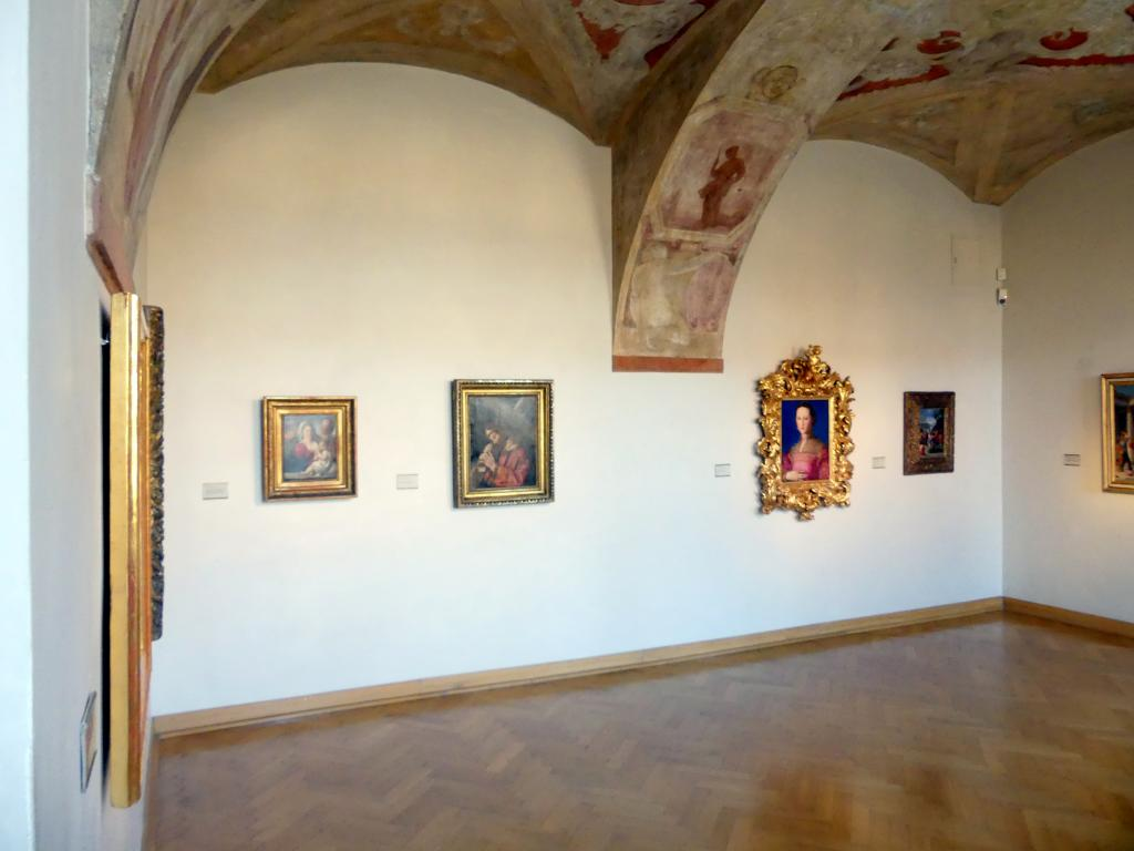 Prag, Nationalgalerie im Palais Sternberg, 1. Obergeschoss, Saal 7, Bild 1/4