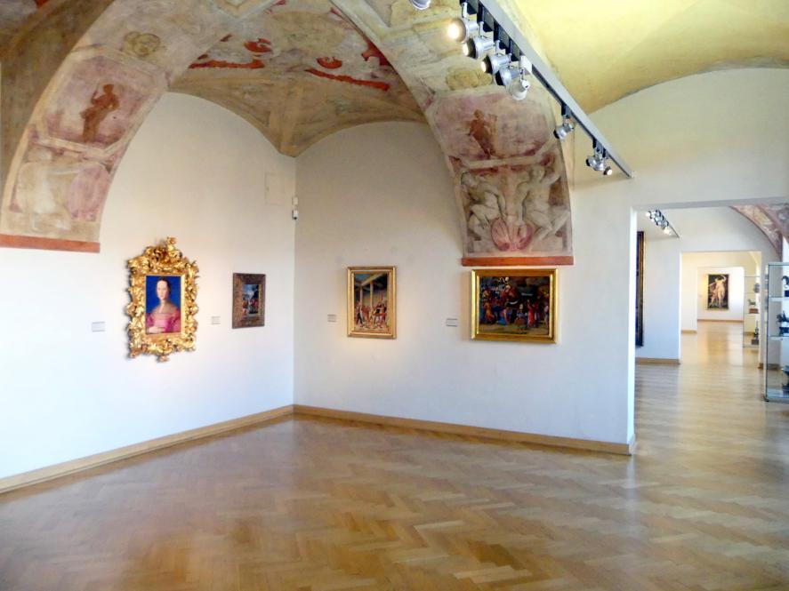 Prag, Nationalgalerie im Palais Sternberg, 1. Obergeschoss, Saal 7, Bild 2/4