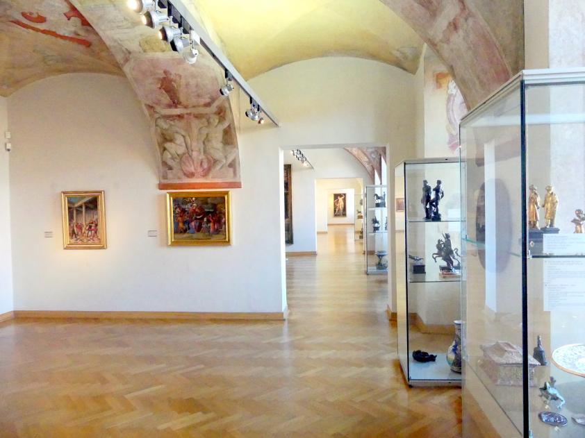 Prag, Nationalgalerie im Palais Sternberg, 1. Obergeschoss, Saal 7, Bild 3/4
