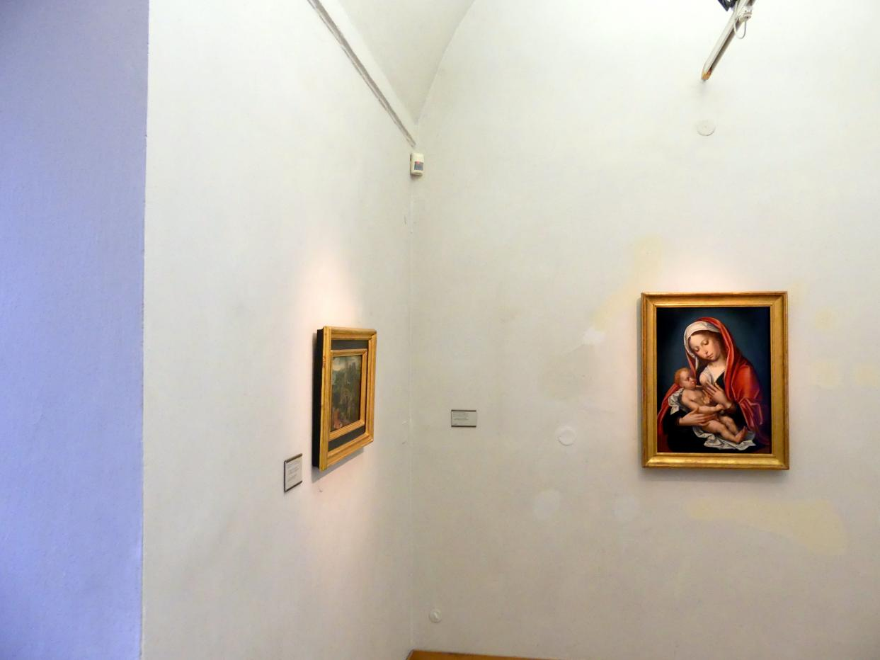 Prag, Nationalgalerie im Palais Sternberg, 1. Obergeschoss, Saal 9, Bild 1/4