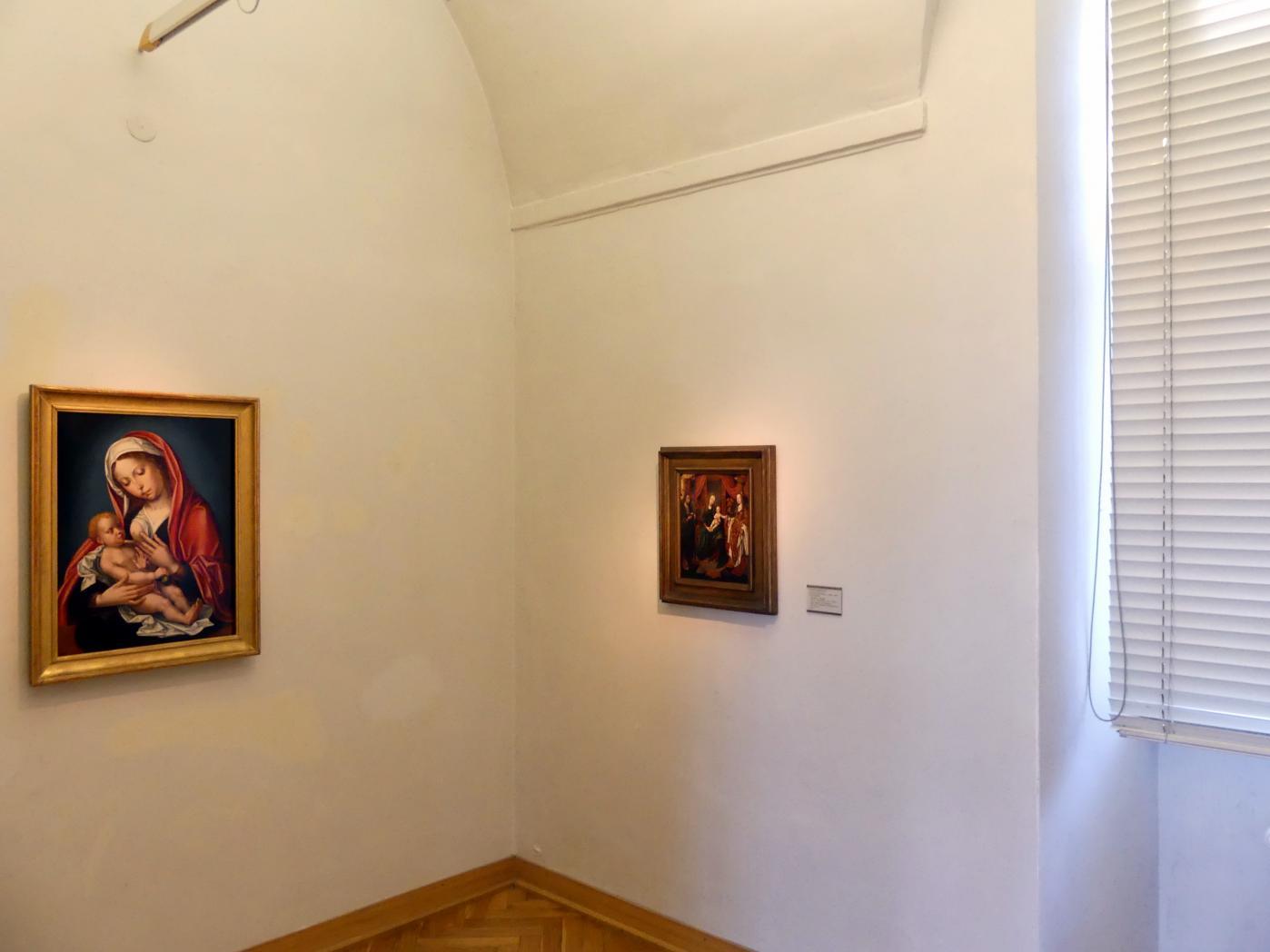 Prag, Nationalgalerie im Palais Sternberg, 1. Obergeschoss, Saal 9, Bild 2/4