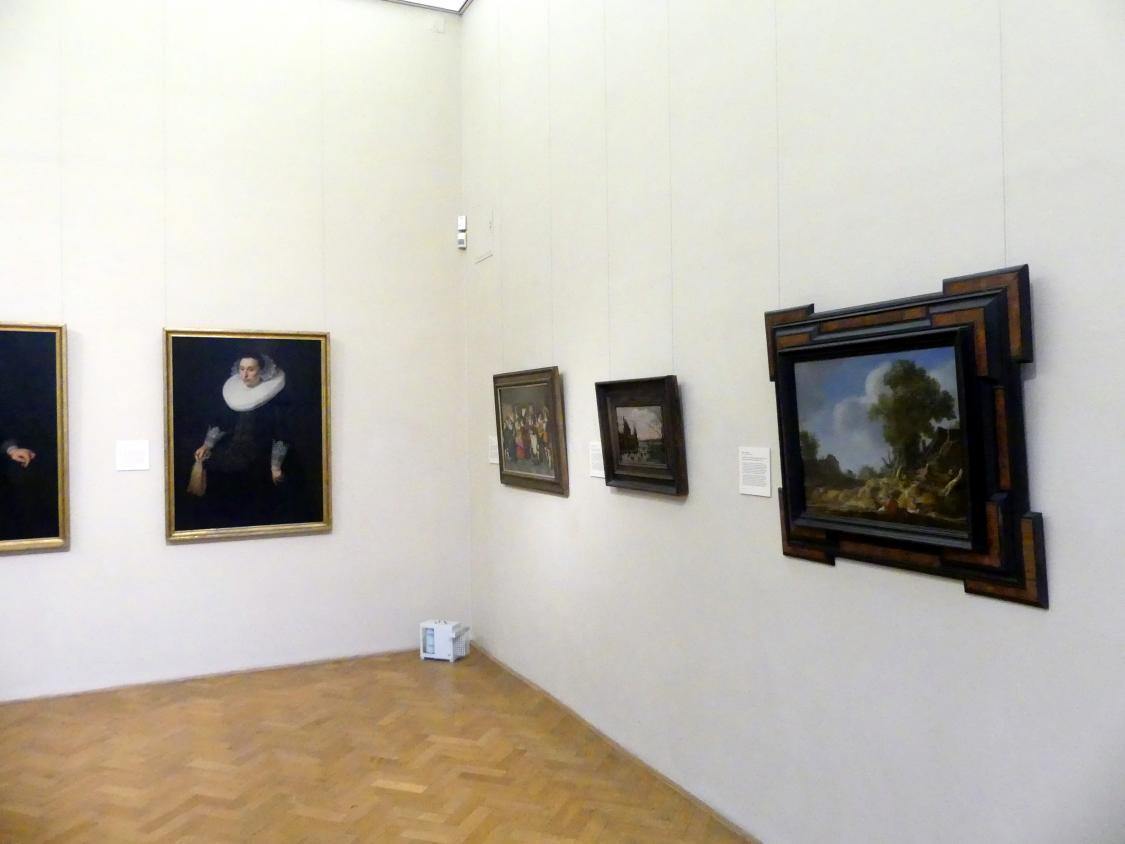 Prag, Nationalgalerie im Palais Sternberg, 2. Obergeschoss, Saal 1, Bild 2/3
