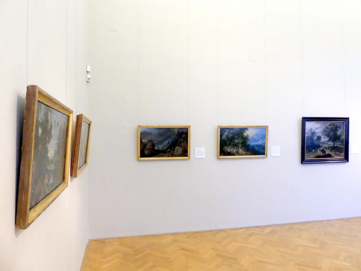 Prag, Nationalgalerie im Palais Sternberg, 2. Obergeschoss, Saal 11, Bild 1/5