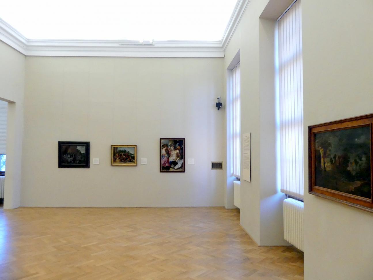 Prag, Nationalgalerie im Palais Sternberg, 2. Obergeschoss, Saal 11, Bild 3/5