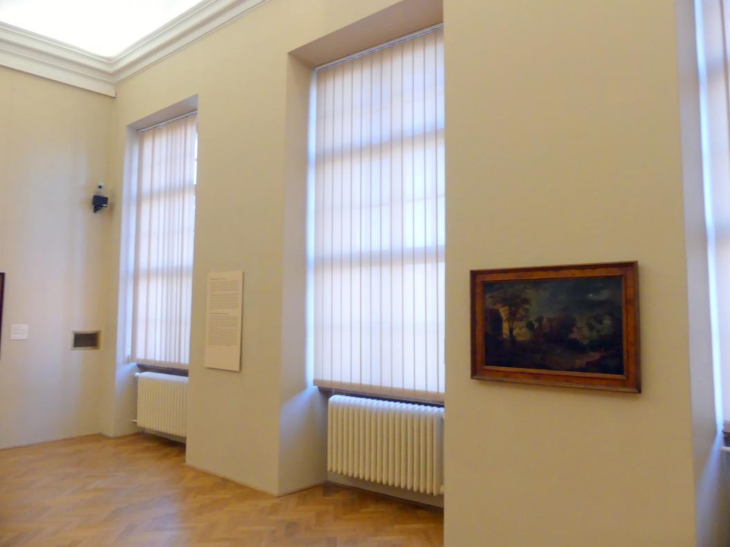 Prag, Nationalgalerie im Palais Sternberg, 2. Obergeschoss, Saal 11, Bild 4/5