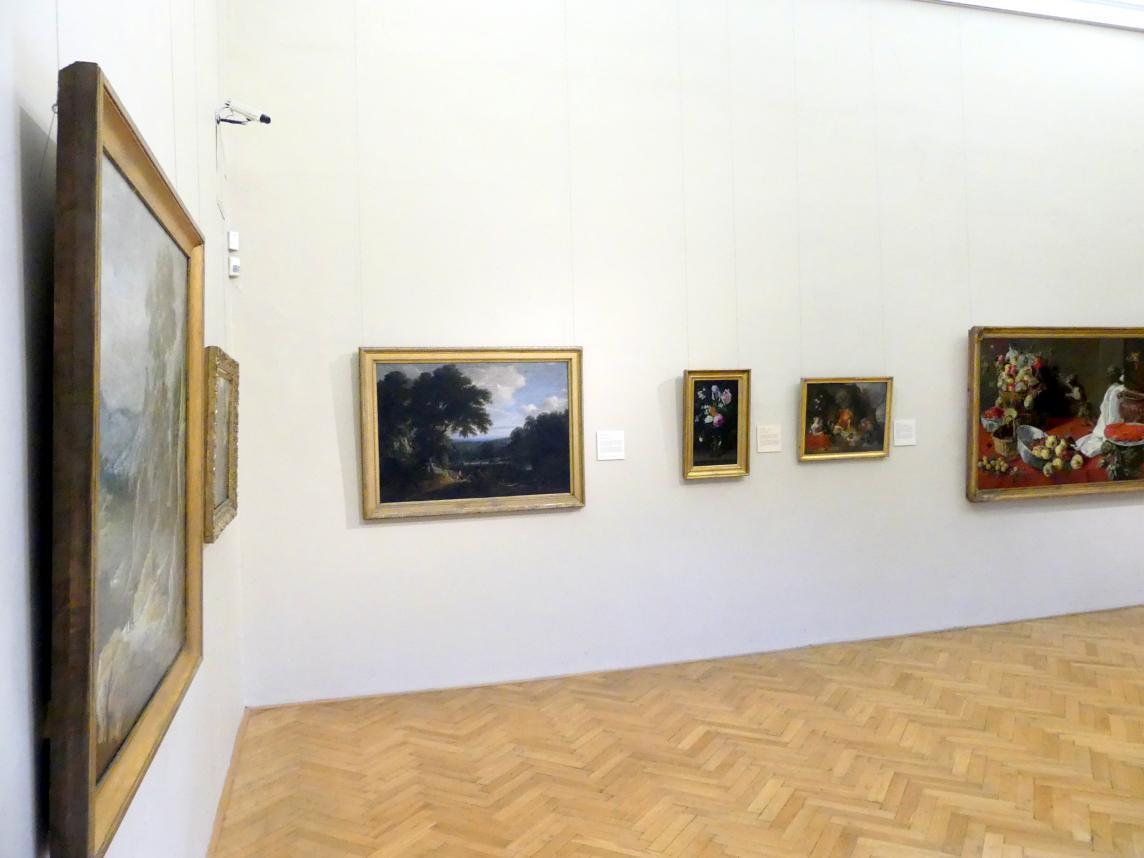 Prag, Nationalgalerie im Palais Sternberg, 2. Obergeschoss, Saal 12, Bild 1/3