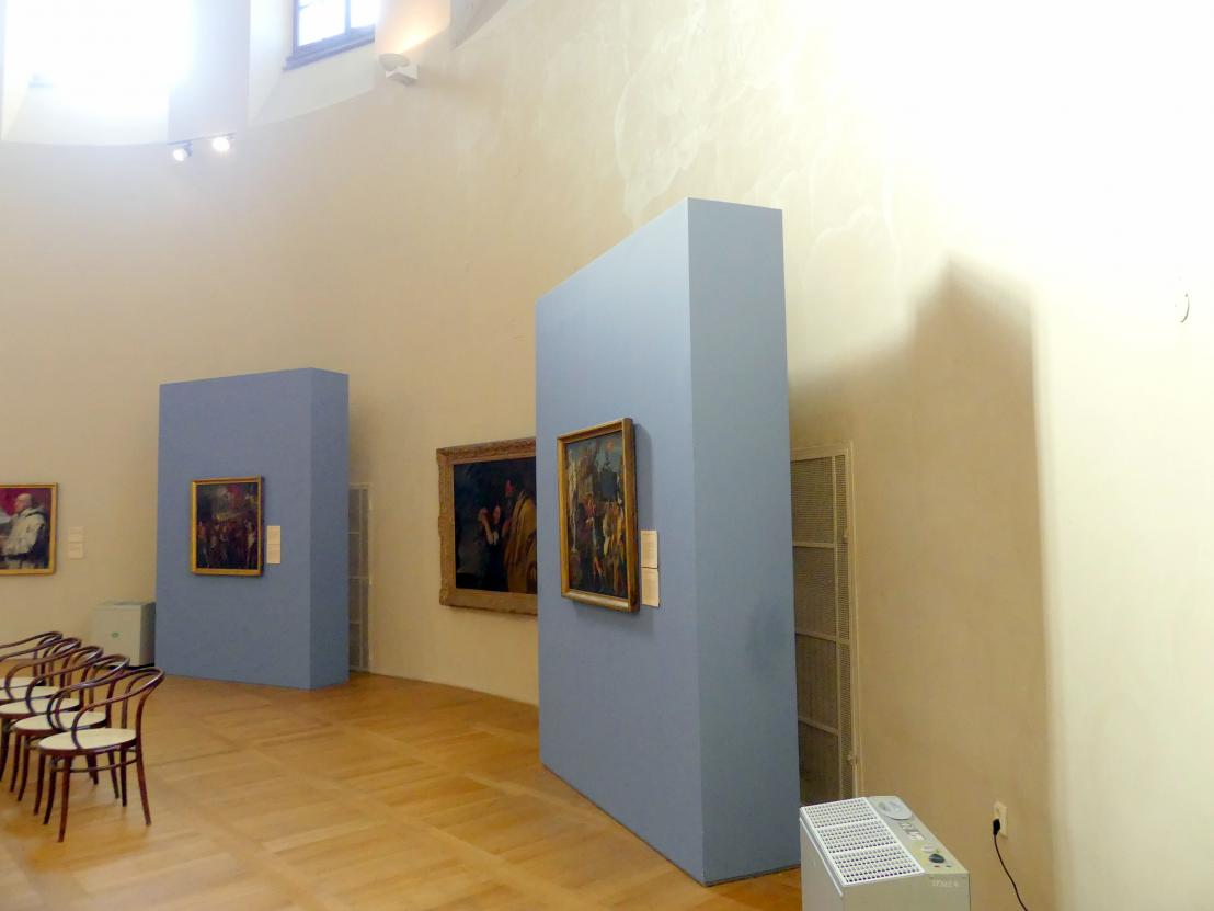 Prag, Nationalgalerie im Palais Sternberg, 2. Obergeschoss, Saal 13