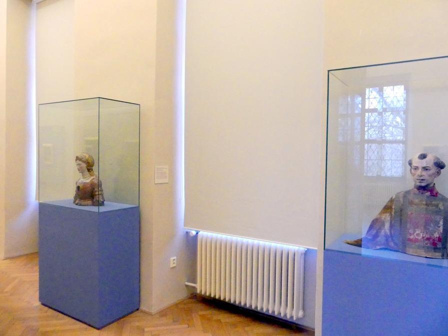 Prag, Nationalgalerie im Palais Sternberg, 2. Obergeschoss, Saal 15