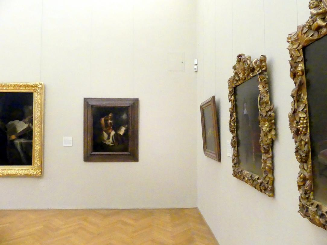 Prag, Nationalgalerie im Palais Sternberg, 2. Obergeschoss, Saal 2, Bild 2/3