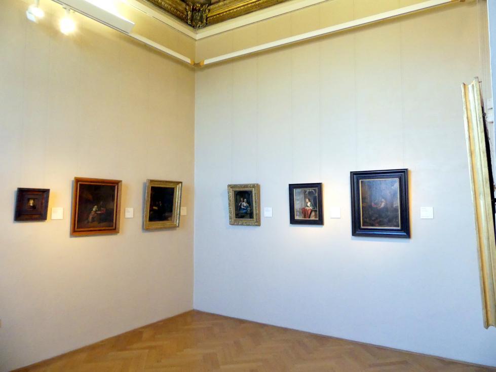 Prag, Nationalgalerie im Palais Sternberg, 2. Obergeschoss, Saal 4, Bild 1/3