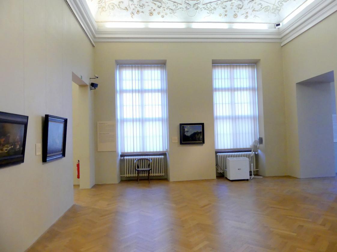 Prag, Nationalgalerie im Palais Sternberg, 2. Obergeschoss, Saal 5, Bild 2/4