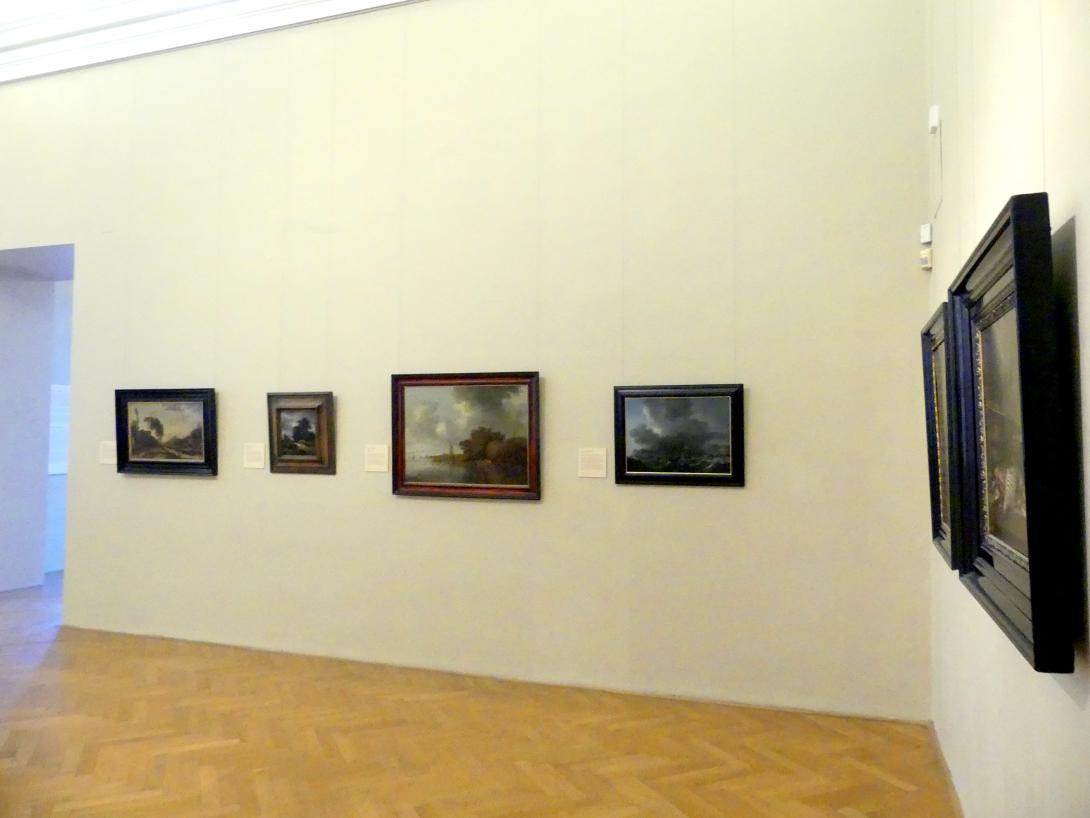 Prag, Nationalgalerie im Palais Sternberg, 2. Obergeschoss, Saal 5, Bild 3/4