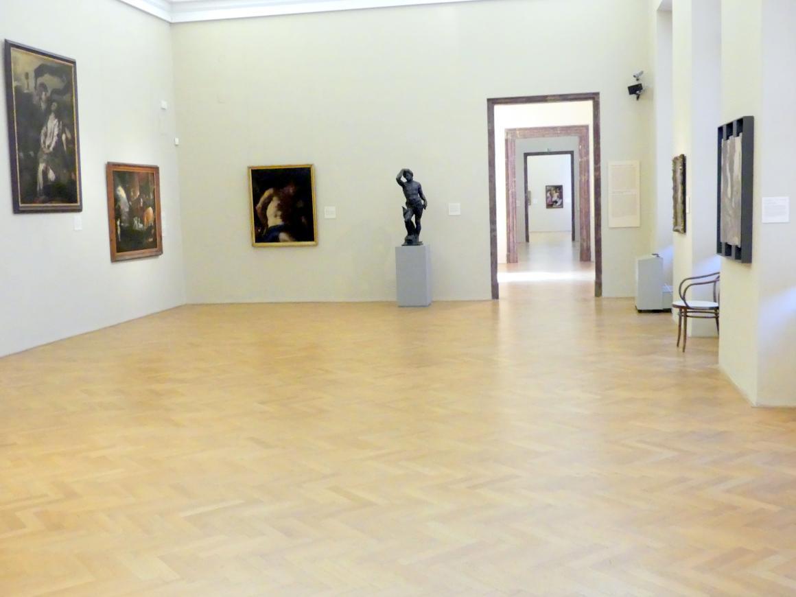 Prag, Nationalgalerie im Palais Sternberg, 2. Obergeschoss, Saal 6, Bild 1/4