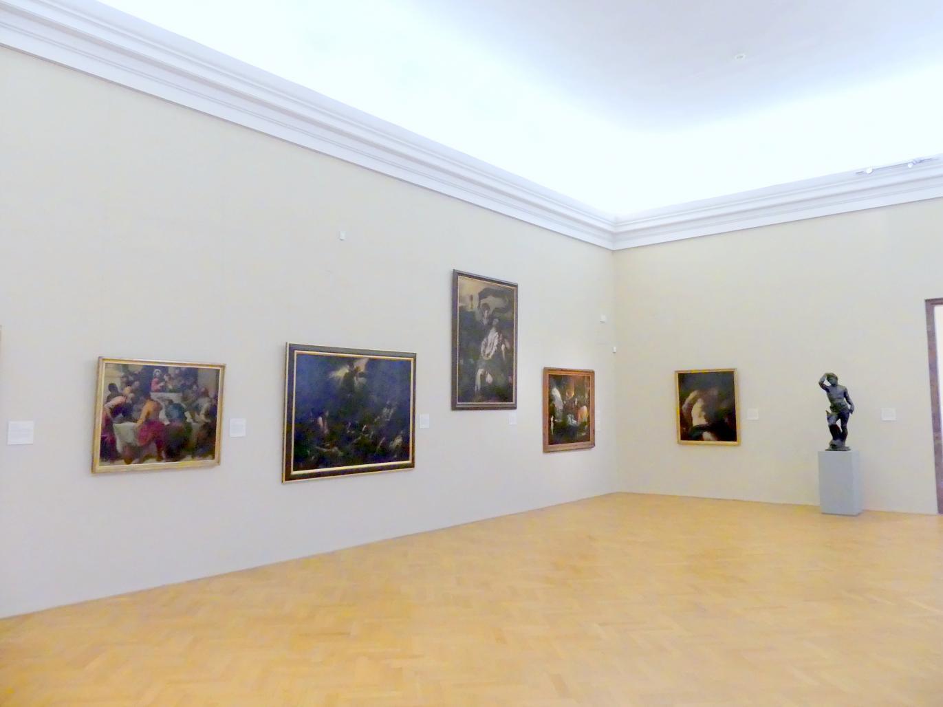 Prag, Nationalgalerie im Palais Sternberg, 2. Obergeschoss, Saal 6, Bild 3/4