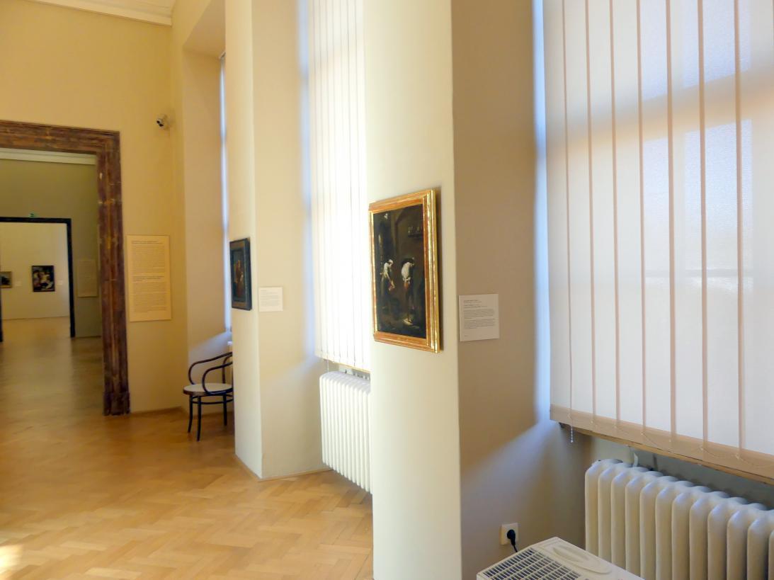 Prag, Nationalgalerie im Palais Sternberg, 2. Obergeschoss, Saal 7