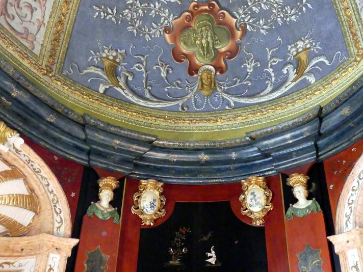Prag, Nationalgalerie im Palais Sternberg, 2. Obergeschoss, Saal 8, Bild 15/17
